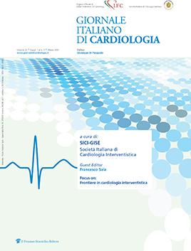 Suppl. 1 a cura di: SICI-GISE Società Italiana di Cardiologia Interventistica